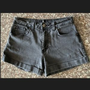 JustBlack Denim Shorts